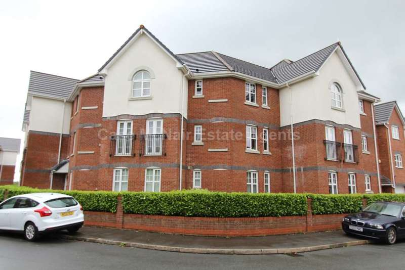 2 Bedrooms Apartment Flat for rent in Cromwell Avenue, Reddish, Stockport, SK5 6GB