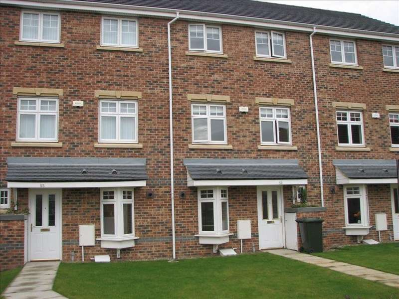 3 Bedrooms Property for sale in Newington Drive, North Shields, North Shields, Tyne & Wear, NE29 9JA