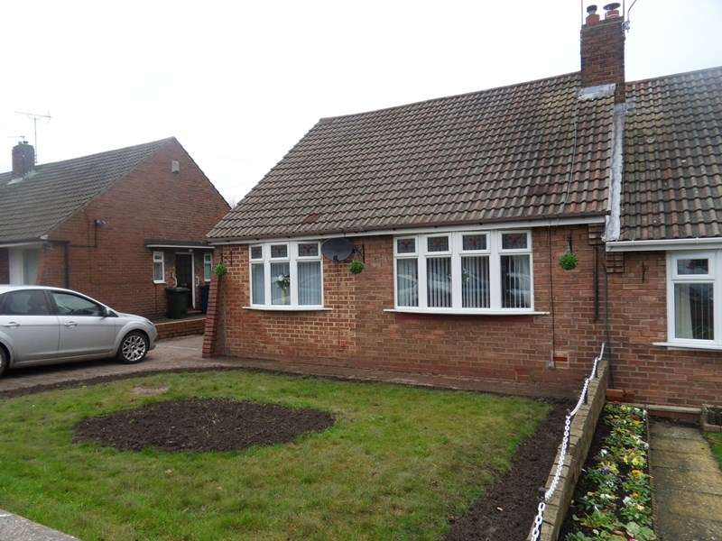 2 Bedrooms Bungalow for sale in Falloden Avenue, Red House Farm, Newcastle upon Tyne, Tyne and Wear, NE3 2BQ