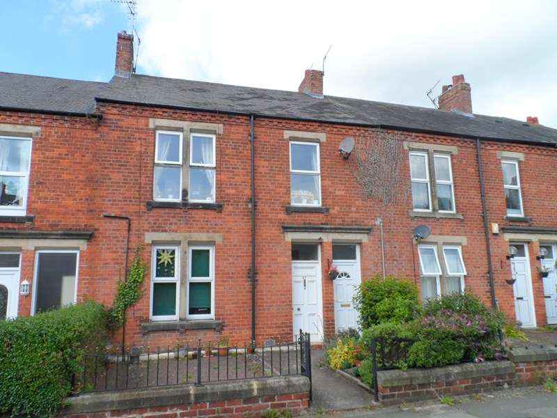 2 Bedrooms Maisonette Flat for sale in Olympia Gardens, Morpeth, Morpeth, Northumberland, NE61 1JQ