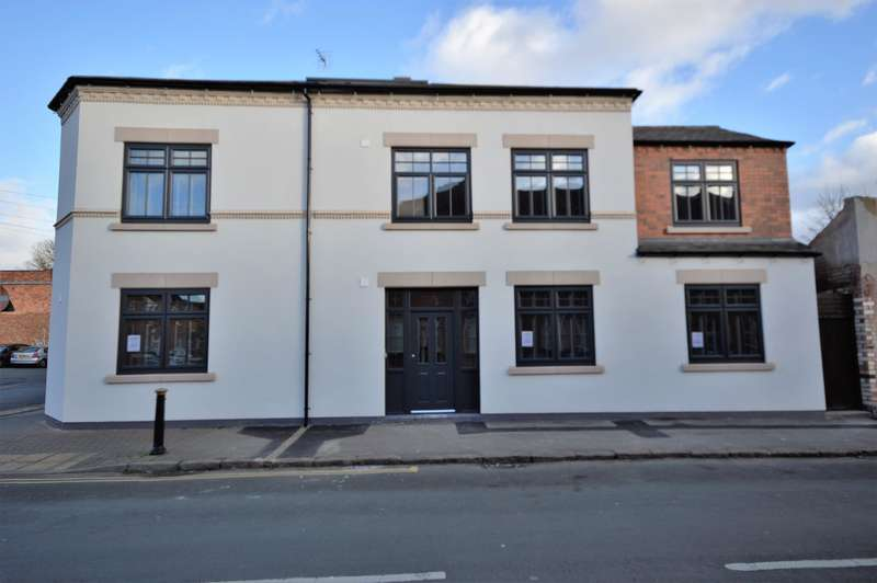 1 Bedroom Flat for rent in Dunton Street, Wigston, LE18 4PU