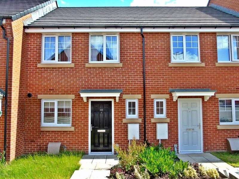 2 Bedrooms Property for sale in Hanover Crescent, Shotton , Shotton , Durham, DH6 2NR