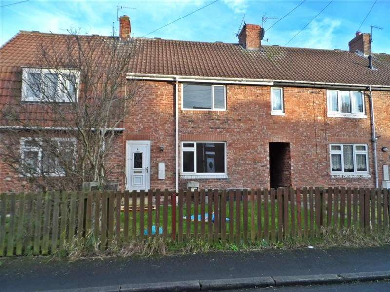 3 Bedrooms Property for sale in North Crescent, Easington, Easington, Durham, SR8 3EQ