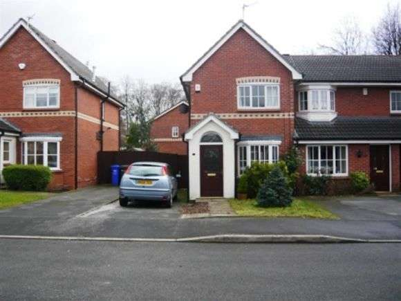 2 Bedrooms Terraced House for rent in Harrier Close, Sharston, Manchester