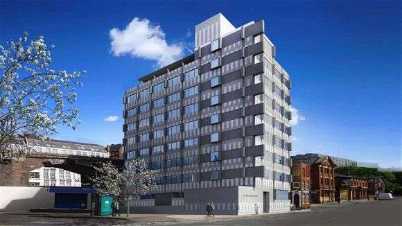Flat for sale in The Penthouse, Charles Street, Manchester