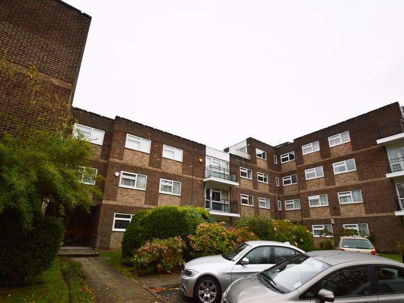 3 Bedrooms Apartment Flat for sale in Sommerville Court, Park Lane, SALFORD, M7