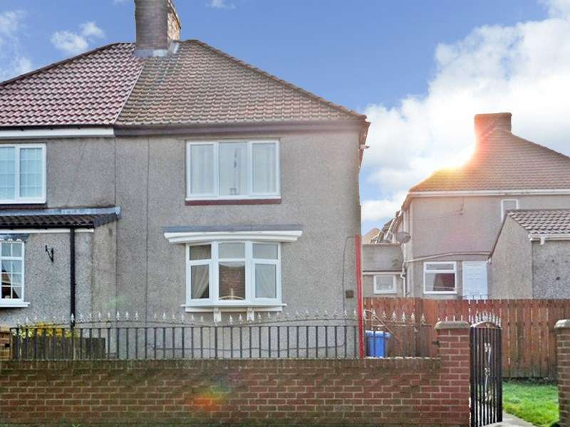 3 Bedrooms Property for sale in Wordsworth Avenue, Wheatley Hill, Wheatley Hill, Durham, DH6 3RB