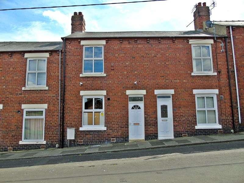 2 Bedrooms Property for sale in Ashton Street, Easington , Durham, Durham, SR8 3QQ