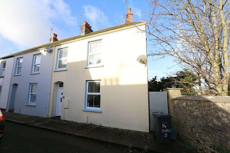 3 Bedrooms End Of Terrace House for sale in Harries Street, Tenby, Sir Benfro, SA70 7NA