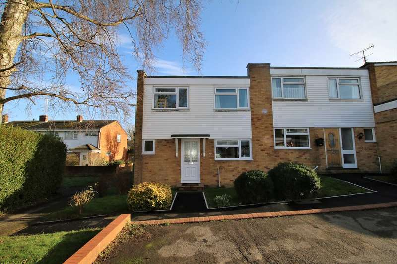2 Bedrooms End Of Terrace House for sale in Roding Close, Basingstoke, RG21
