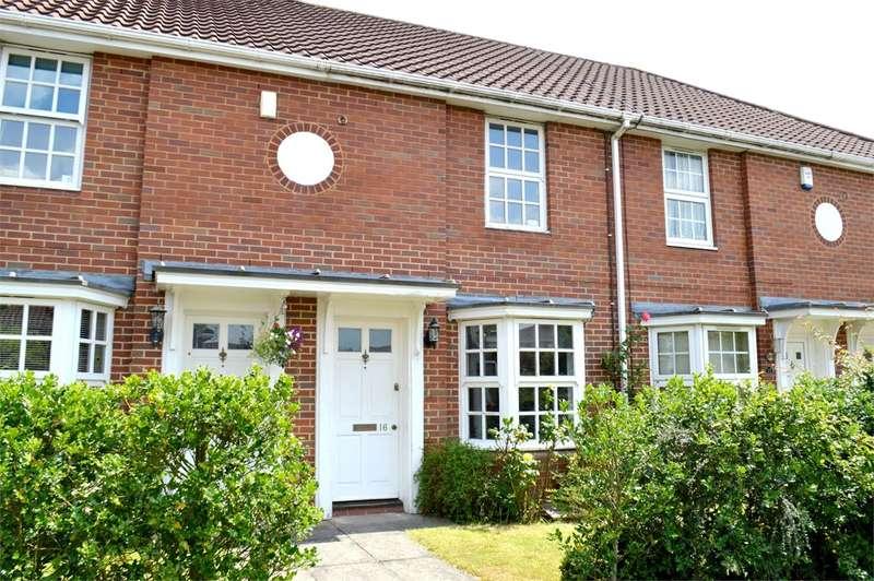 2 Bedrooms Terraced House for rent in Wilkins Grove, Welwyn Garden City, AL8
