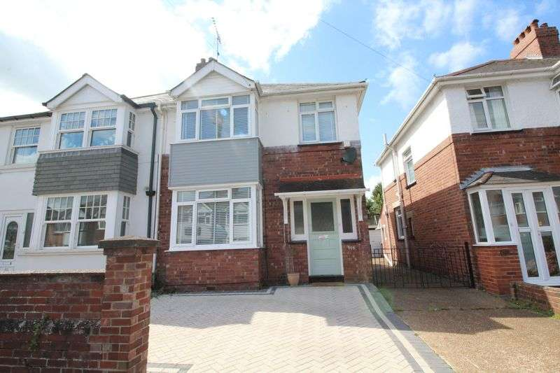 3 Bedrooms Property for sale in Wardrew Road, Exeter