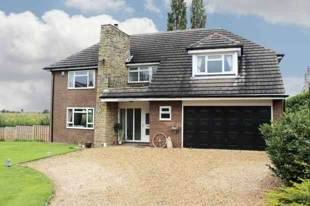 4 Bedrooms Detached House for sale in South Bramwith, Doncaster, South Yorkshire, DN7 5SJ