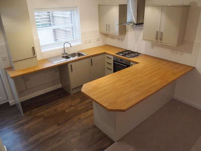 2 Bedrooms Property for rent in Hill Street, Raunds, Wellingborough, NN9