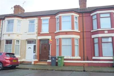 3 Bedrooms Terraced House for rent in Aspinall Street, Birkenhead