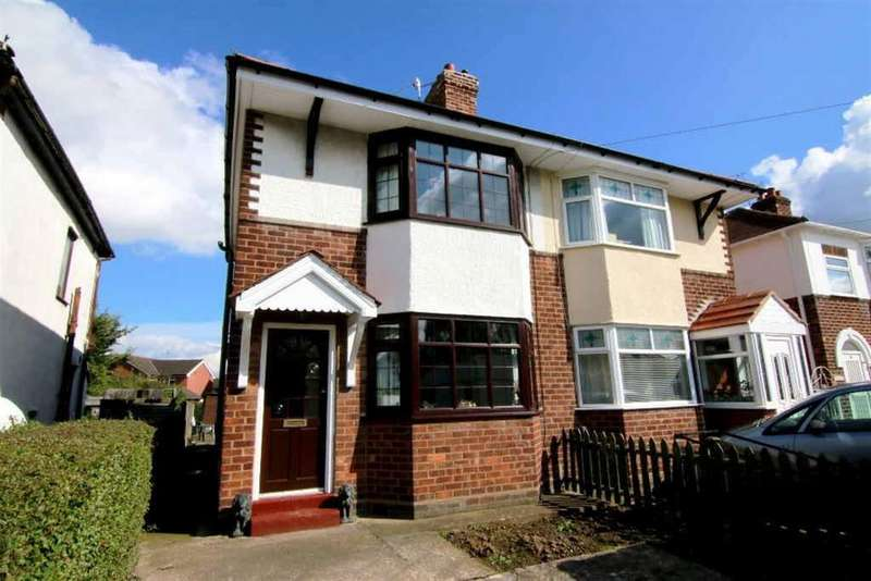 3 Bedrooms Semi Detached House for sale in Chester Road, Huntington