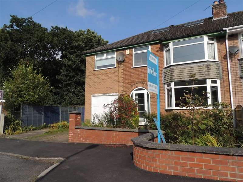 5 Bedrooms Semi Detached House for sale in Kays Wood Road, Marple, Stockport
