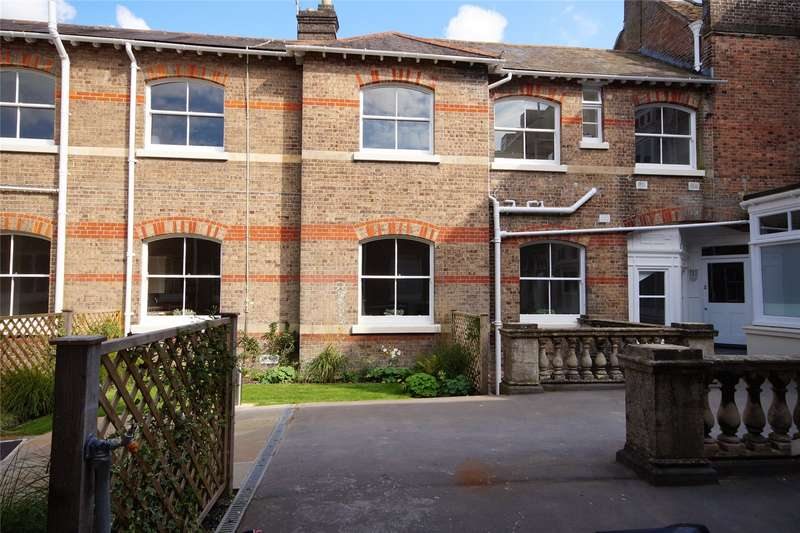 2 Bedrooms Terraced House for sale in Stratton House, 59-60 High West Street, Dorchester, DT1