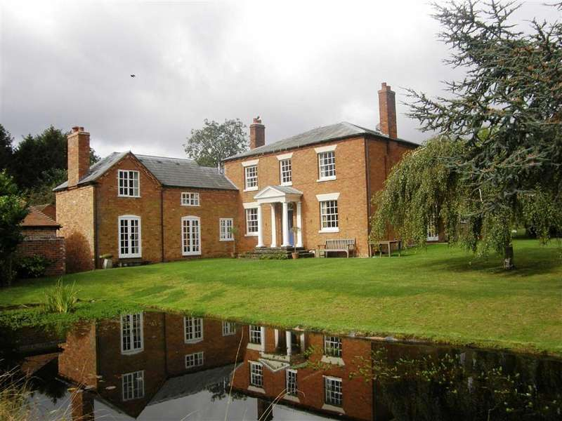 5 Bedrooms Detached House for sale in Oddingley Lane, Worcester, WR7
