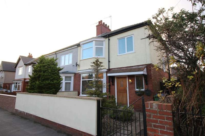 3 Bedrooms Semi Detached House for sale in St. James Road, Bridlington, YO15