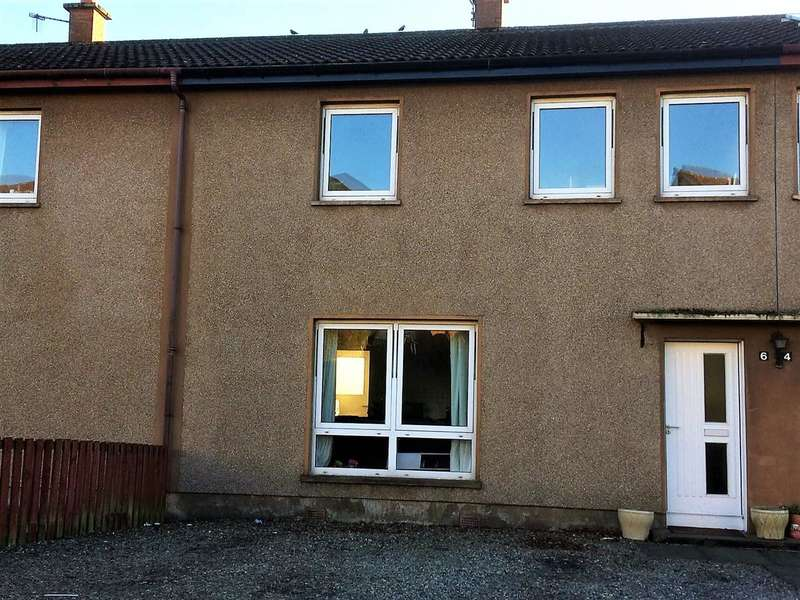 3 Bedrooms Terraced House for rent in Jeffrey Place, Kilsyth