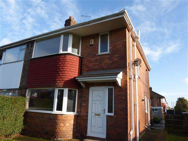 3 Bedrooms Semi Detached House for rent in Sandhouse Crescent, Scunthorpe