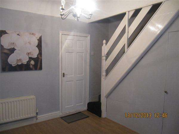 2 Bedrooms Terraced House for rent in Arnold Grove, Wavertree, liverpool