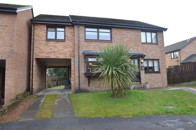 3 Bedrooms Semi Detached House for sale in Bryson Court, Hamilton