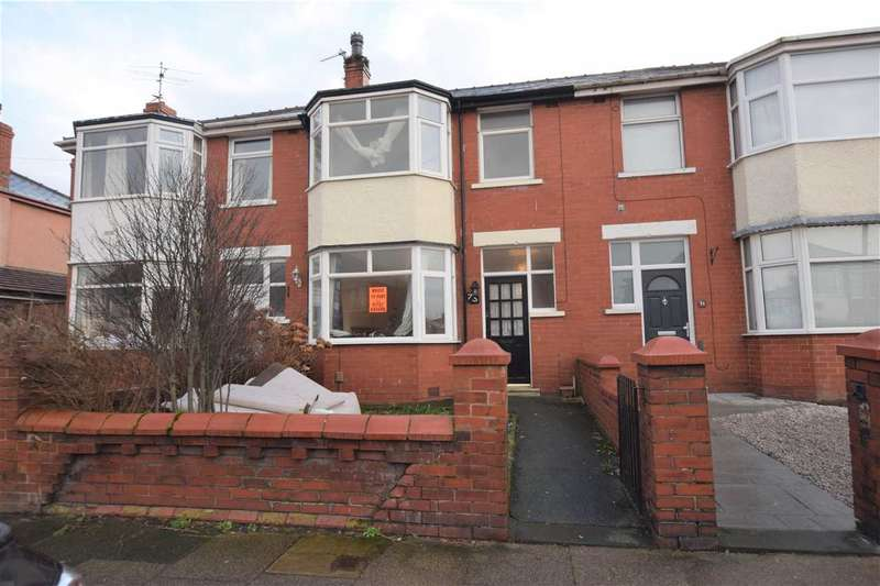3 Bedrooms House for rent in Worchester Road, Blackpool
