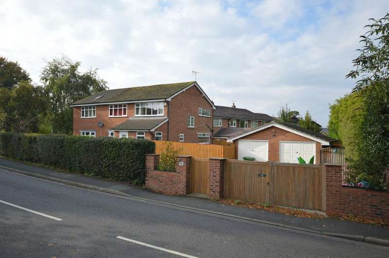 5 Bedrooms Detached House for sale in Elm Tree Road, Lymm