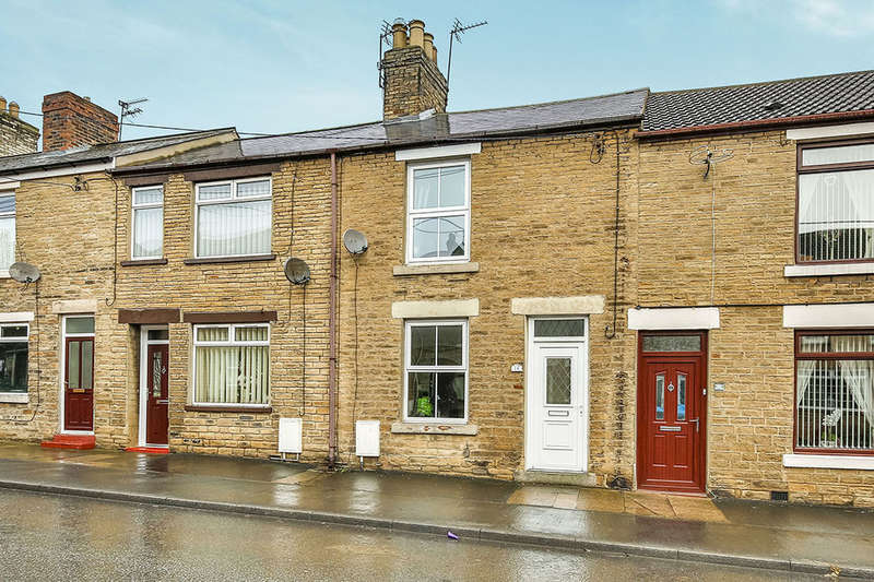 2 Bedrooms Terraced House for sale in Bridge Street, Howden Le Wear, Crook, DL15