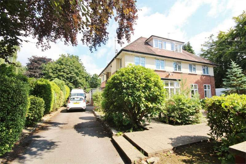 1 Bedroom Flat for sale in Alyth Road, Talbot Woods, BOURNEMOUTH, Dorset