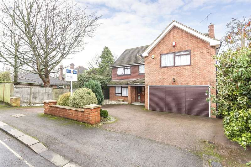 5 Bedrooms Detached House for sale in Ben Hale Close, Stanmore, Middlesex, HA7