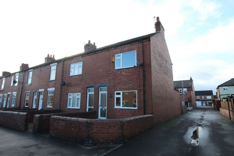 2 Bedrooms Terraced House for rent in Firville Avenue, Normanton, WF6