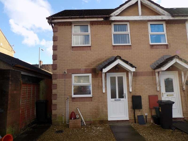 2 Bedrooms End Of Terrace House for sale in Island Mews, Port Talbot, Neath Port Talbot. SA13 1XW