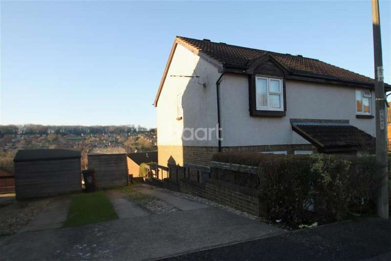 3 Bedrooms Semi Detached House for rent in Burmarsh Close