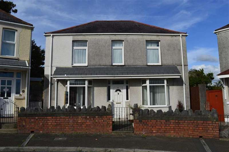 4 Bedrooms Detached House for sale in Zouch Street, Swansea, SA5
