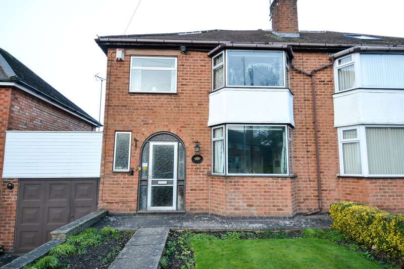 3 Bedrooms Semi Detached House for sale in Cromwell Lane, Birmingham, B31