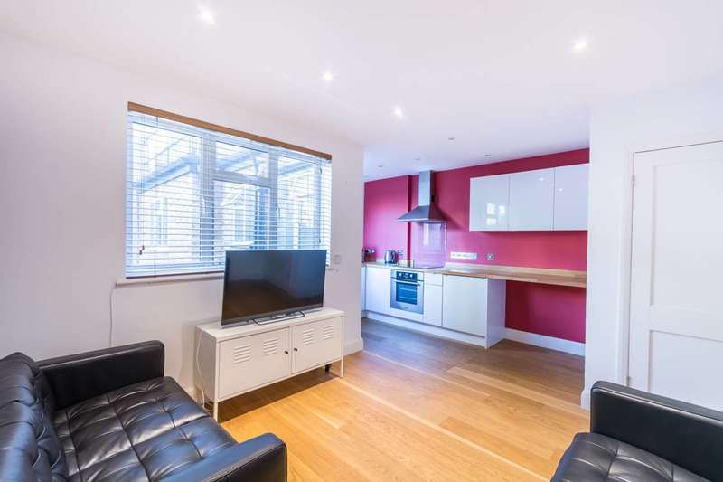 1 Bedroom Flat for sale in Bell Street, Lisson Grove, NW1