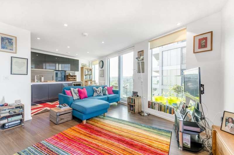 3 Bedrooms Flat for sale in Buckhold Road, Wandsworth, SW18