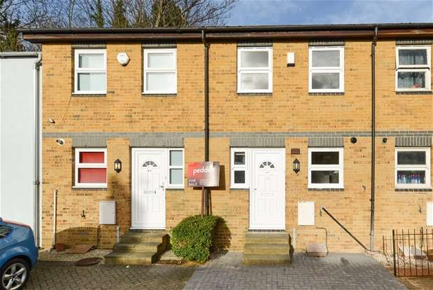 2 Bedrooms Terraced House for sale in Daniel Cottages, Forest Hill