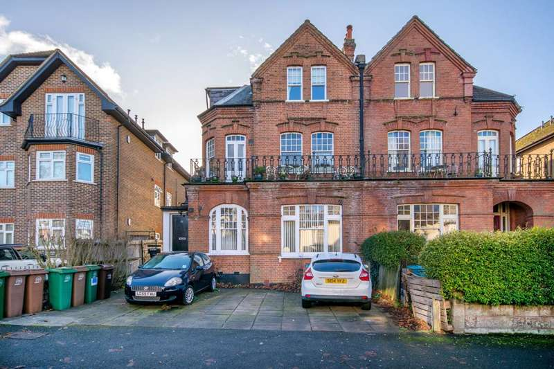 2 Bedrooms Flat for sale in Egmont Road, Sutton, SM2