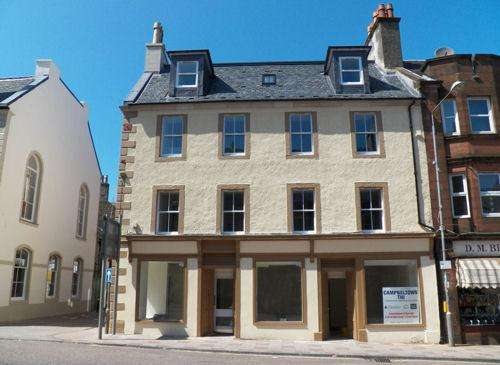 1 Bedroom Flat for rent in Main Street, Campbeltown PA28 6AD