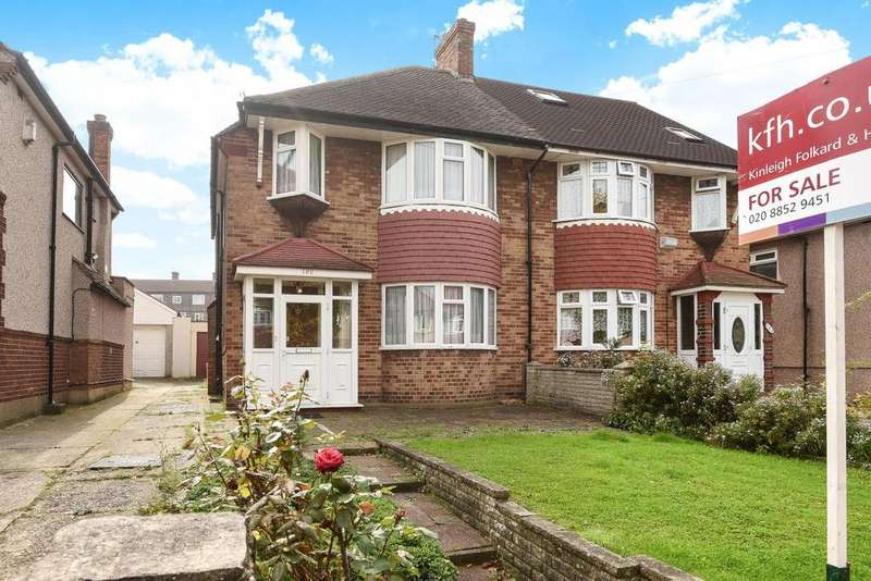 3 Bedrooms Semi Detached House for sale in Wricklemarsh Road, Blackheath