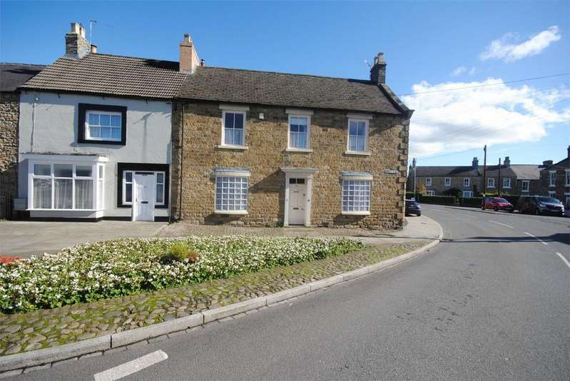 4 Bedrooms End Of Terrace House for sale in Market Place, Wolsingham, Bishop Auckland, County Durham