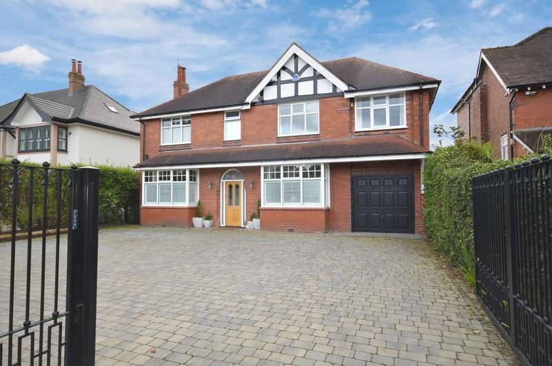 4 Bedrooms Detached House for sale in Higher Lane, Lymm