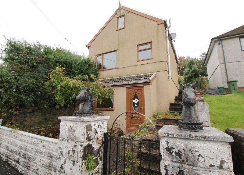 1 Bedroom Detached House for sale in High Street, Gilfach Goch , CF39 8SR