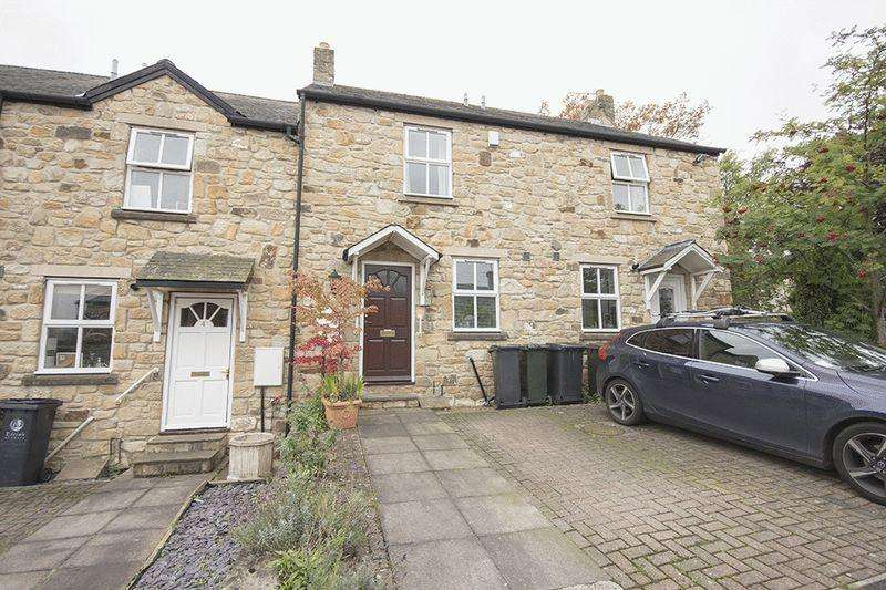 2 Bedrooms Terraced House for sale in Vine Court, Hexham
