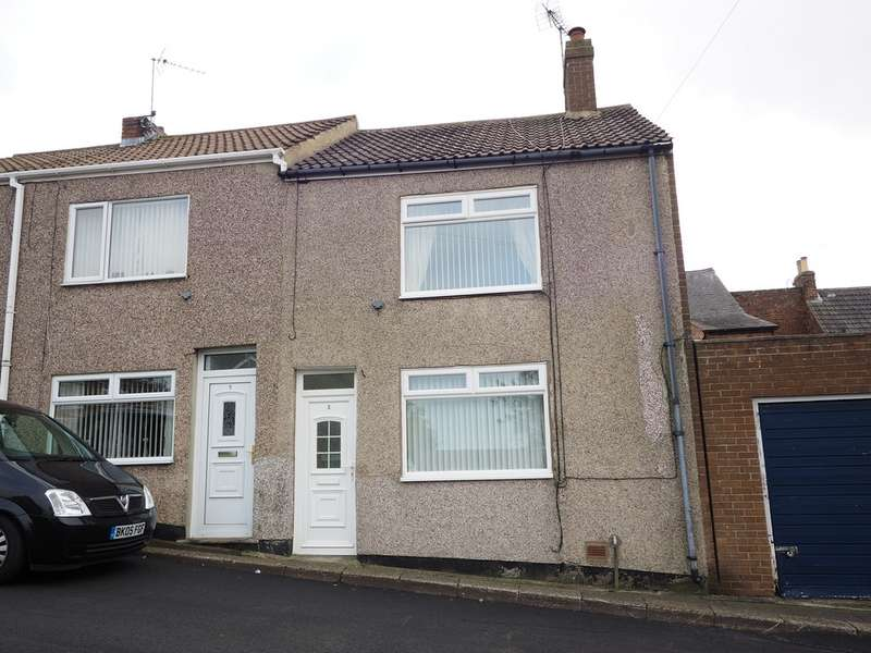 2 Bedrooms Terraced House for sale in Oldham Street, Boosbeck TS12