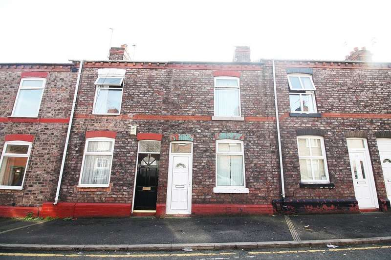 2 Bedrooms Terraced House for sale in Greenway Road, Widnes WA8